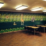 Dengie Hall Jungle Theme