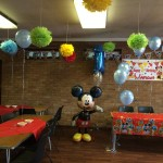 Dengie Hall Mickey Mouse Theme