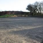 Dengie Hall car park